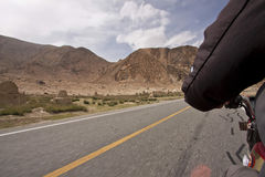 Karakoram highway Stock Images
