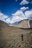 On The Karakorum Trail Royalty Free Stock Image
