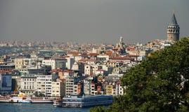 karakoy πύργος galata Κωνσταντινούπολη Τουρκία στοκ φωτογραφίες με δικαίωμα ελεύθερης χρήσης