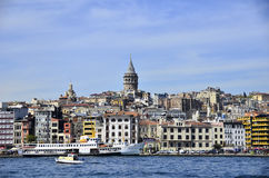 Karakoy Royalty Free Stock Photo