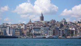 Karakoy galata. Galata tower istanbul karakoy Stock Images