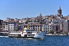 Karakoy Istanbul Royalty Free Stock Image