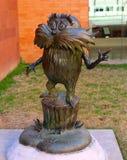 Karakter van Horton Hears Who! De Film van kinderen stock afbeeldingen