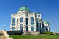 Karakułowa stan opera i Baletniczy teatr Zdjęcia Royalty Free