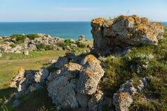 Karalar regional landscape park in Crimea. Stock Photos
