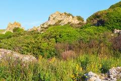 Karalar regional landscape park in Crimea. Stock Photography