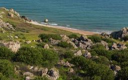 Karalar regional landscape park in Crimea. Royalty Free Stock Photography