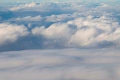 Karambolowanie chmury obrazy royalty free