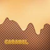 karamel Stockbilder