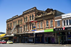 Karangahape Road Royalty Free Stock Photo