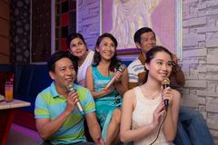 karaoke foto de stock