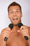Karaoke Royalty Free Stock Photo