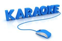 Karaoke Fotografia Stock Libera da Diritti