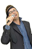 Karaoke Royalty Free Stock Photography