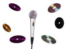 karaoke Στοκ Εικόνα