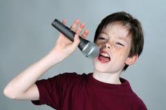 Karaoke royalty-vrije stock afbeeldingen