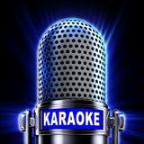 karaoke Arkivfoton