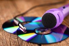 karaoke Zdjęcie Royalty Free