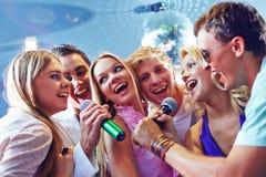 karaoke Photographie stock libre de droits