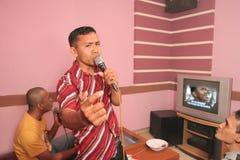 Karaoke Foto de archivo