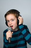 Karaoke Stock Photography