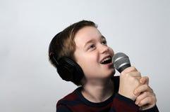 Karaoke Stock Photography
