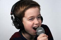 Karaoke Royalty Free Stock Photo