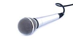 karaoke mikrofon Obraz Stock