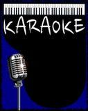 Karaoke Night Royalty Free Stock Image