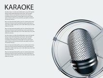 Karaoke party Stock Image