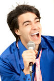 Karaoke signer Royalty Free Stock Photography