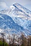 Karaozek mount in Altay Stock Photography