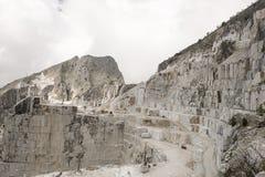 Kararyjscy Marmurowi łupy Zdjęcie Stock