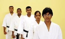 Karate Stock Image