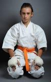 karate Στοκ Φωτογραφίες