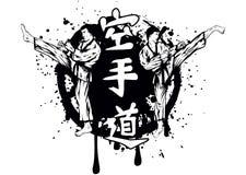 karate Imagem de Stock