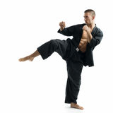 Karate stock images