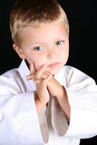 Karate Boy Stock Photos