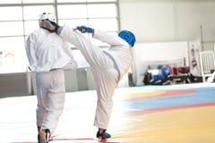 Karate Kid 2 Foto de archivo libre de regalías
