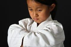 Karate Kid stock foto