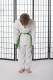 Karate Kid fotos de stock
