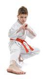 Karate Kid Stock Photos