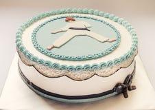 Karate Kid Cake Stock Images