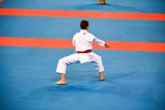 Karate 1 - młodość liga Sofia 2018, Maj 25-27 Fotografia Royalty Free