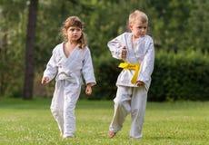 Karate martial Arts Stock Photos