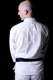 Karate Practice Royalty Free Stock Photography