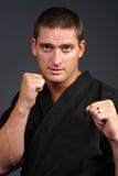 Karate Teacher Royalty Free Stock Images