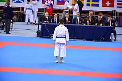 Karate 1 - Youth League Sofia 2018, May 25-27. Karate 1 - Youth League Sofia 2018.The Karate 1 – Youth League is a newly created competition conceived to stock images