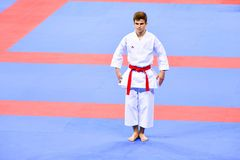 Karate 1 - Youth League Sofia 2018, May 25-27. Karate 1 - Youth League Sofia 2018.The Karate 1 – Youth League is a newly created competition conceived to royalty free stock photos