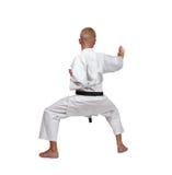 Karatejongen Stock Afbeeldingen